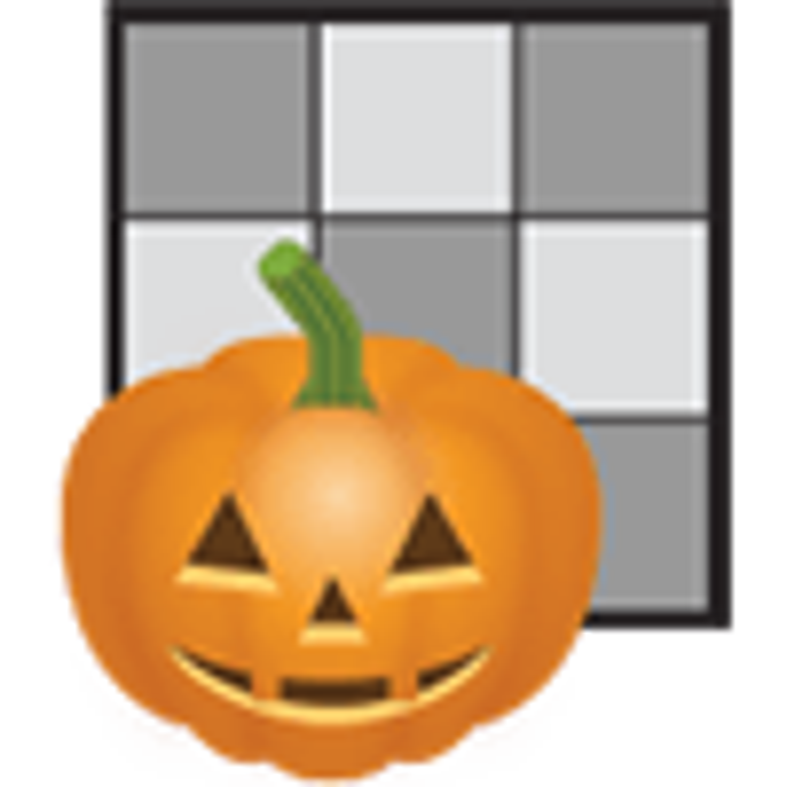 Halloween Sudoku 1