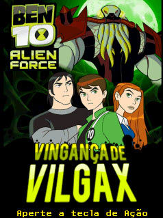 Ben 10: Vengeance of Vilgax 1.0.5 (Nokia Series 40)