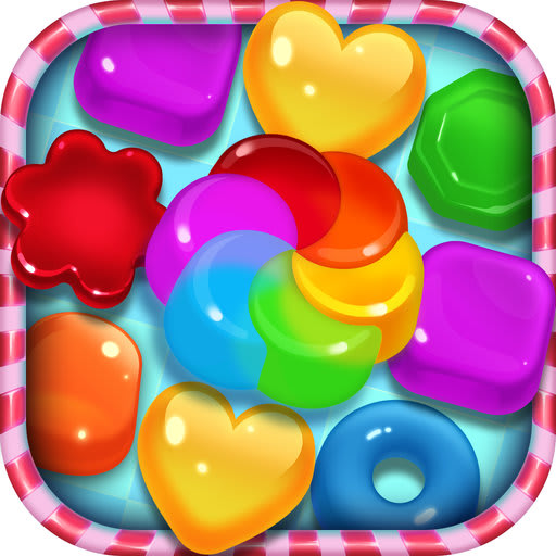 Jelly Blast: New Exciting Match 3 4.1.2