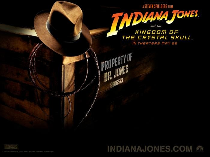 Fond d'écran Indiana Jones (1)
