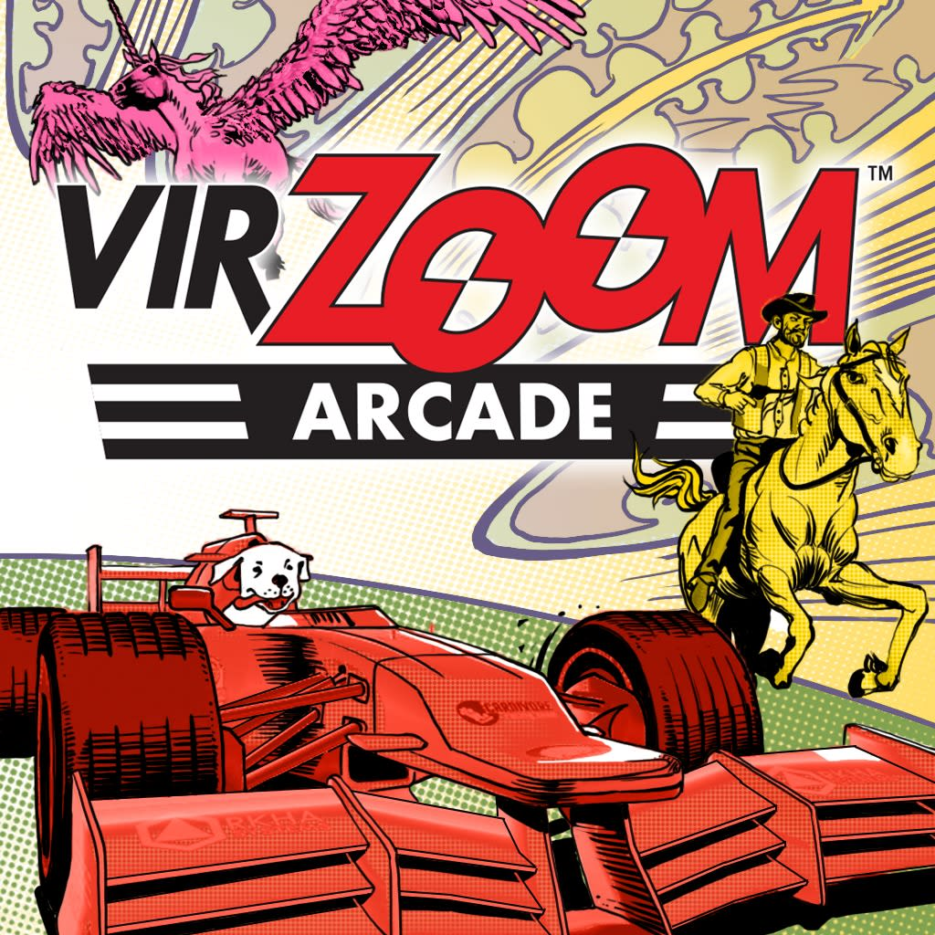 VirZOOM Arcade PS VR PS4