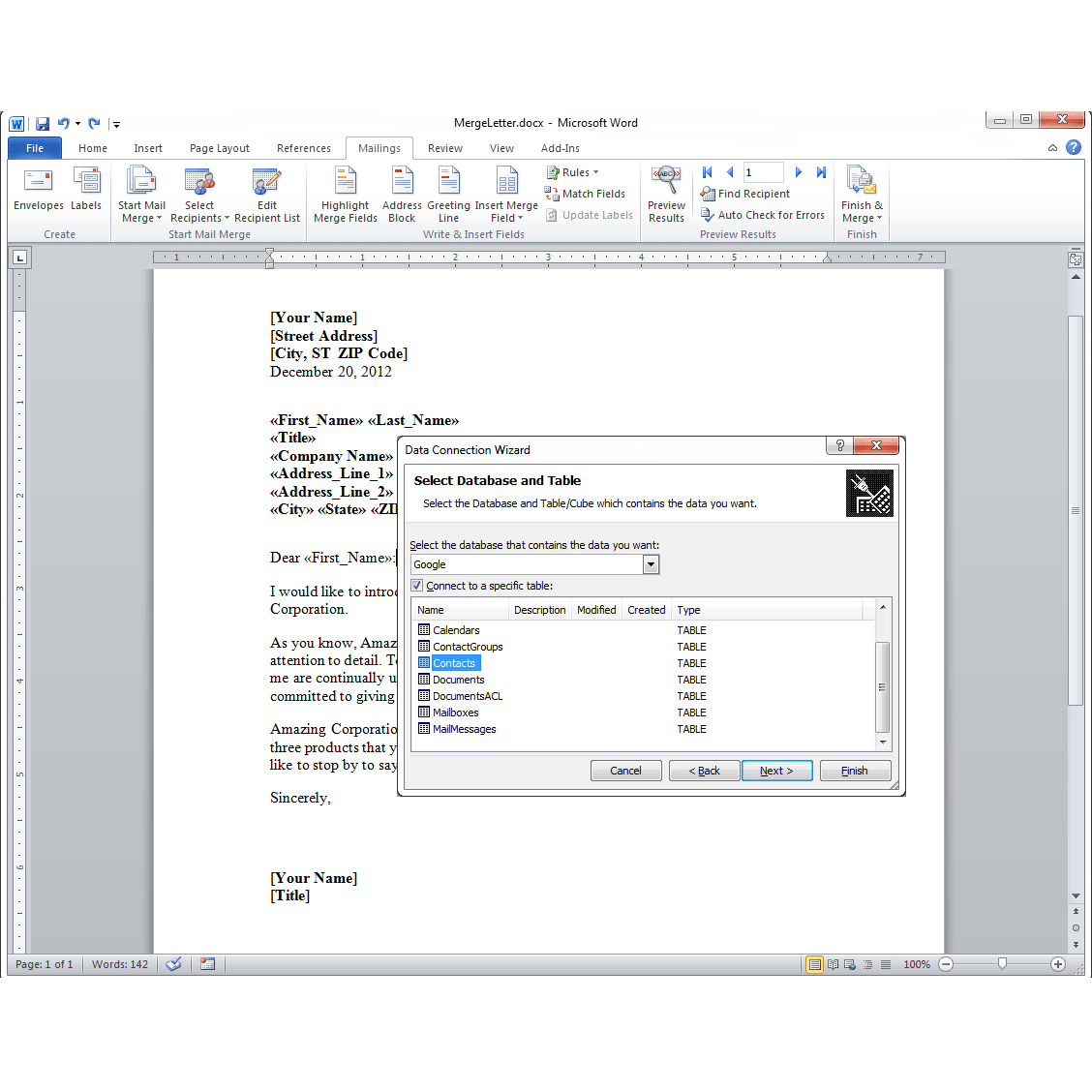 Amazon SimpleDB ODBC Driver