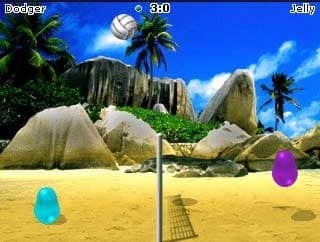 Simbsoft Volleyball