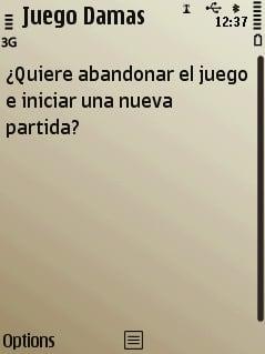 Warcaby Las Damas