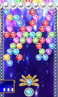 Jewels Bubble Shooter