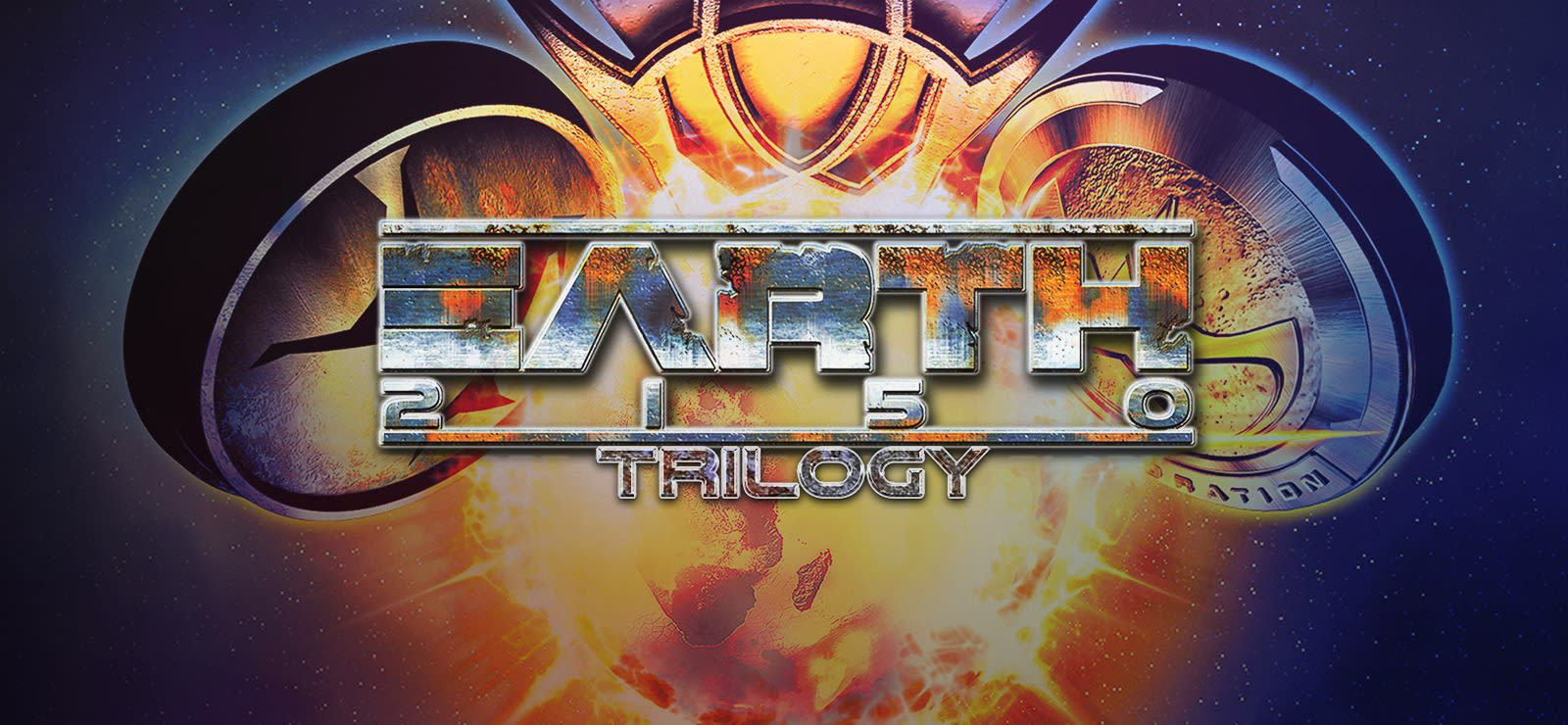 Earth 2150 Trilogy varies-with-device