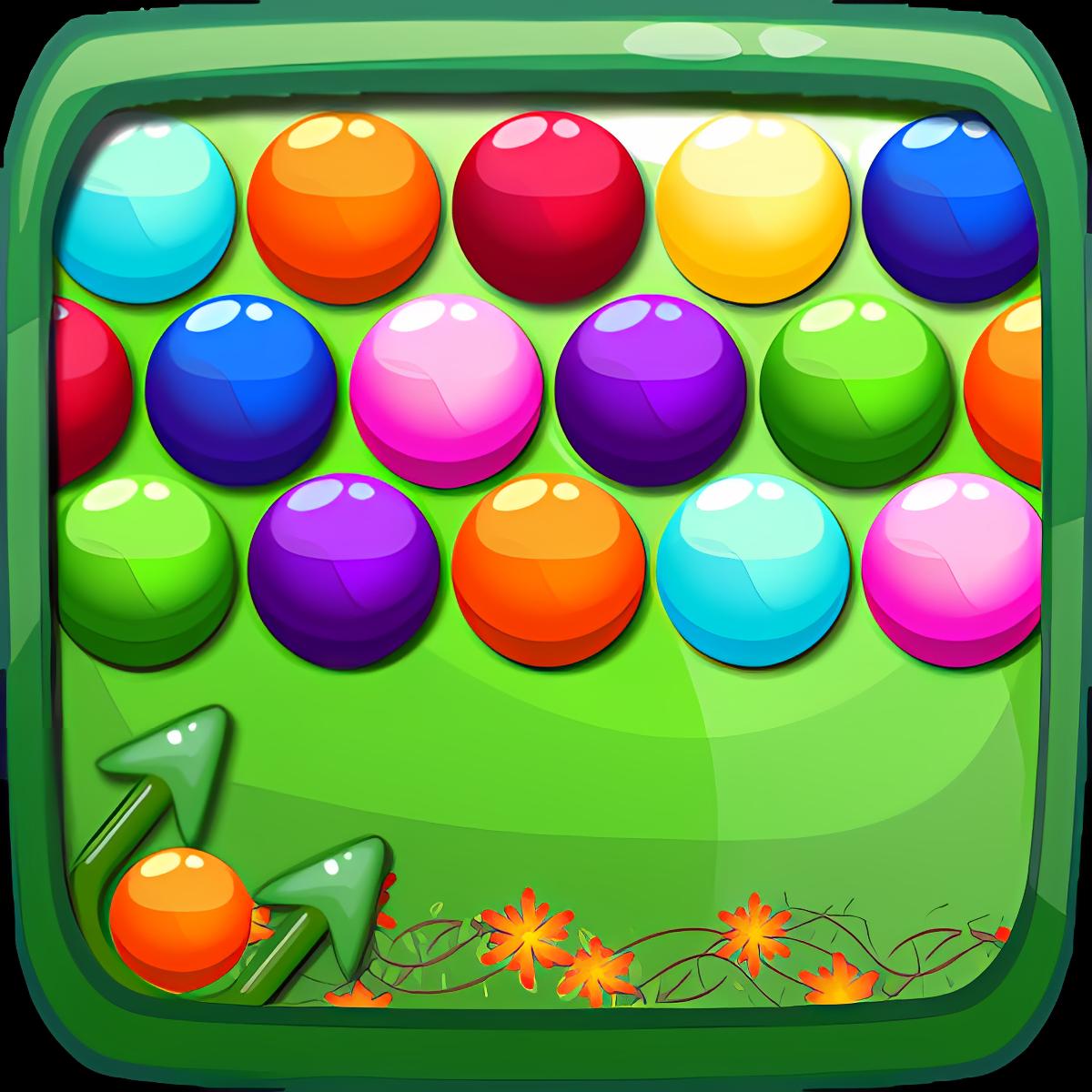 Bubble Shooter Jungle 1.01
