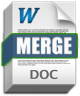 MS Word Merge Tool