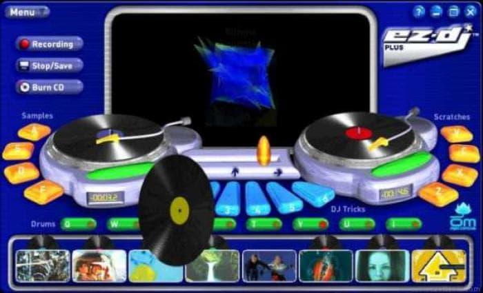 EZ-DJ Plus