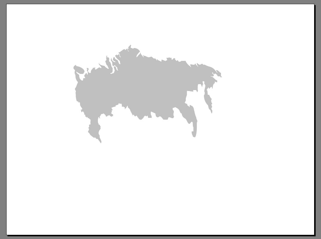 Free Editable Worldmap for Powerpoint