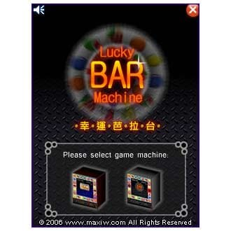 Lucky Bar Machine