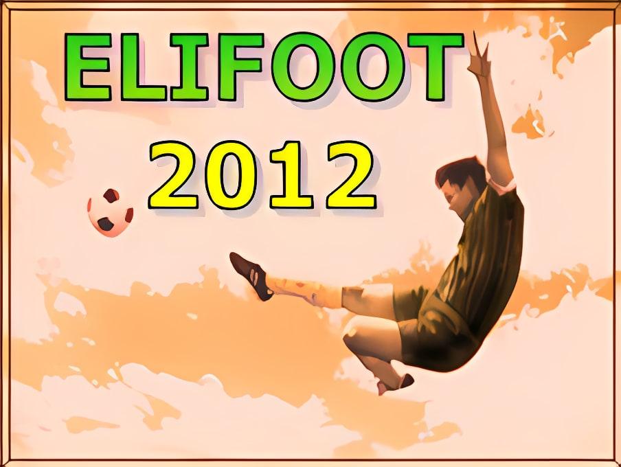 Elifoot 2012