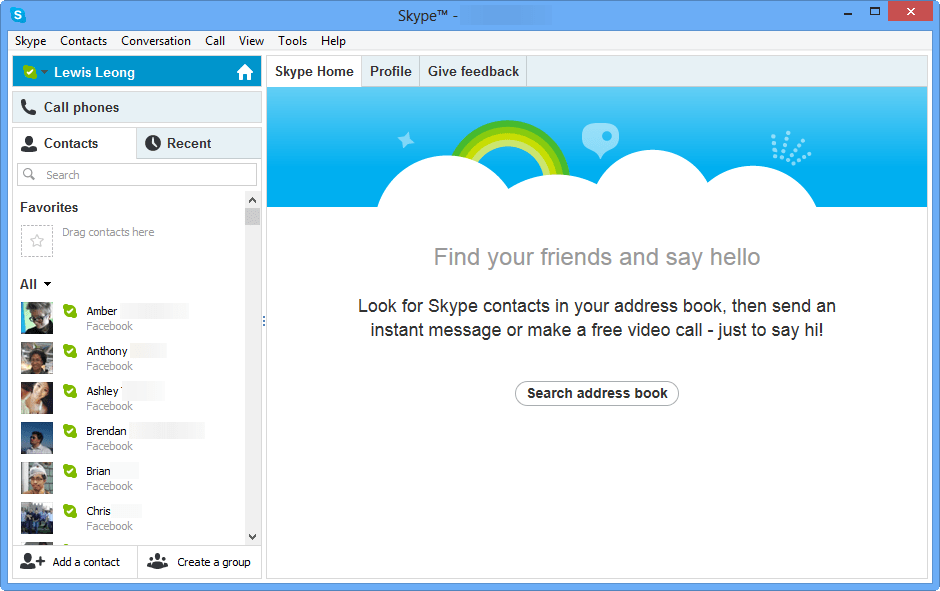 Skype For Laptop Windows 7