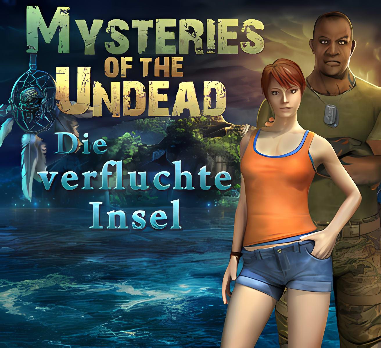 Mysteries of the Undead: Die verfluchte Insel 1.0.0.46