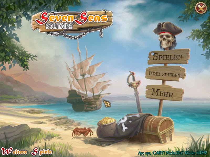 Seven Seas Solitaire: Ein karibisches Abenteuer
