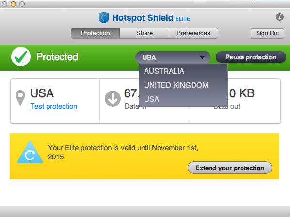 hotspot shield mac torrent