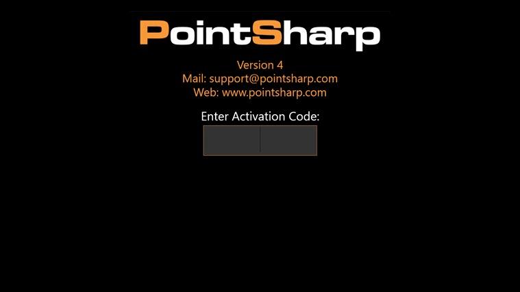 PointSharp