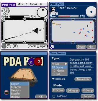 PDA Pool