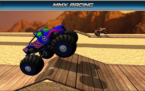 Monster Truck Funs of Stunts
