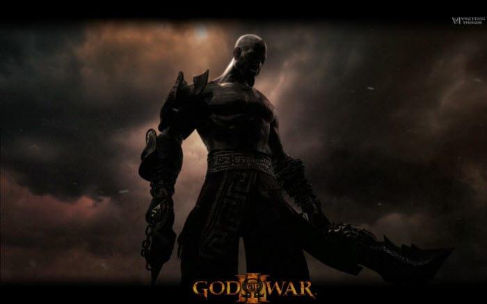 Sfondo di God of War III