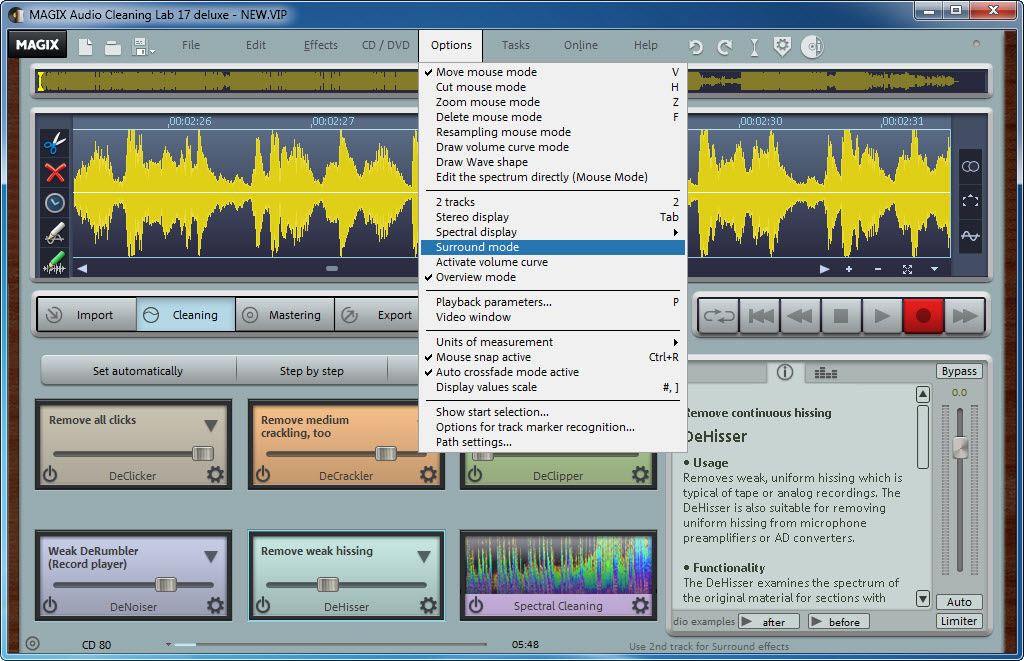 Magix Audio Cleaning Lab Download