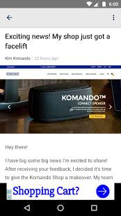 Komando.com App