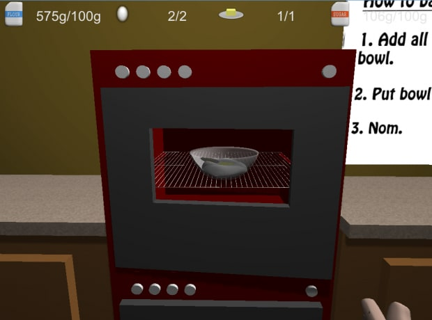 Baking Simulator