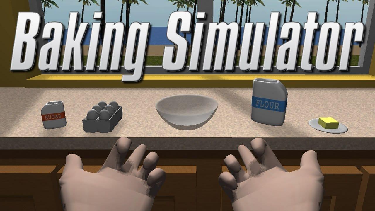 Baking Simulator