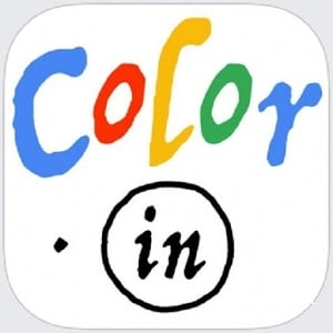 Colorin - The coloring in game