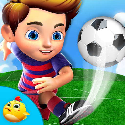 Soccer Maths For Toddlers