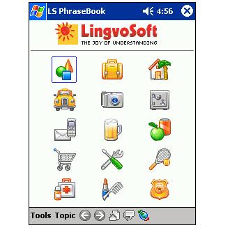 LingvoSoft Talking PhraseBook 2006 Spanish-Portuguese