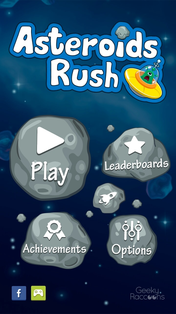 Asteroids Rush