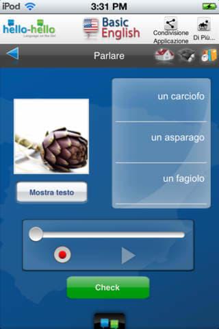"""Aprende Inglés - Vocabulario (Hello-Hello) """"para iPhone"""""""