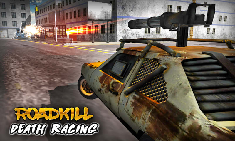 3D RoadKill Death Racing Rival