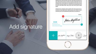 Scan & Sign - PDF Scanner App