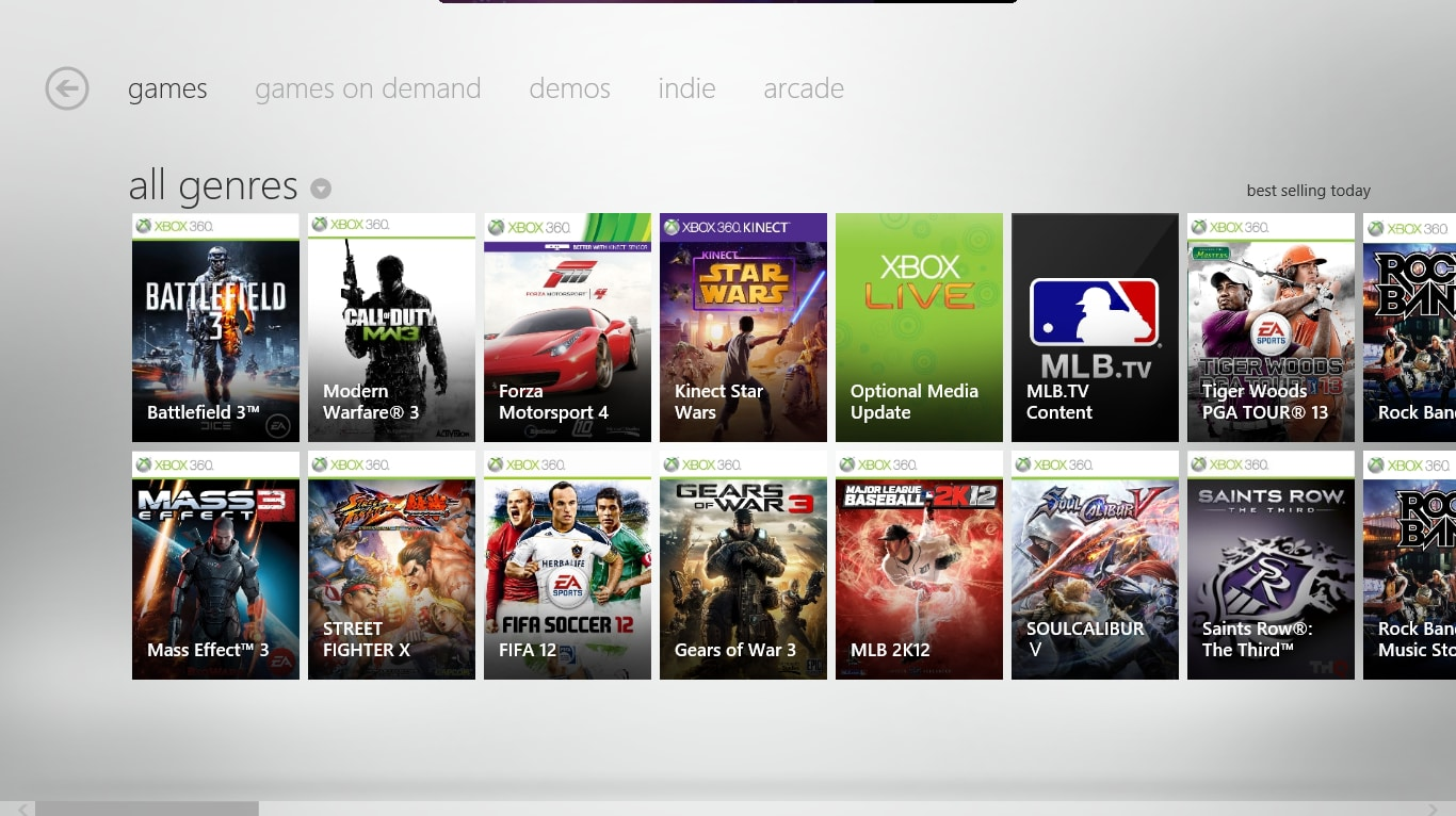 Xbox LIVE Games for Windows 10
