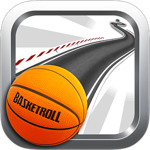 BasketRoll 3D: Rolling Ball 1