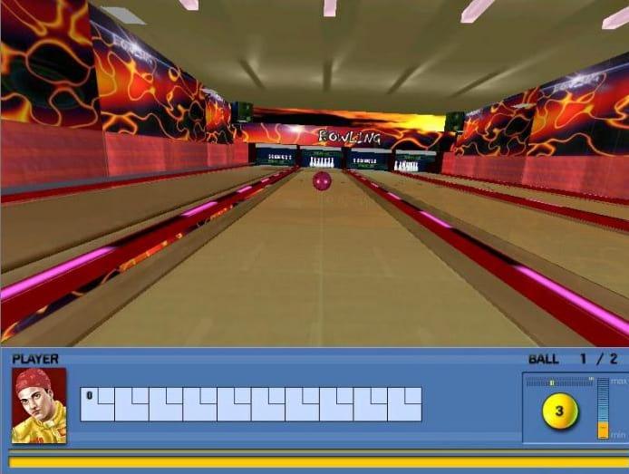 Bowling PC