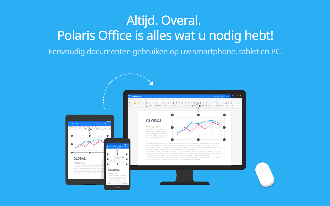 Polaris Office + PDF