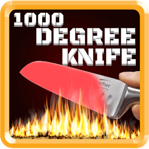 1000 Degree Knife