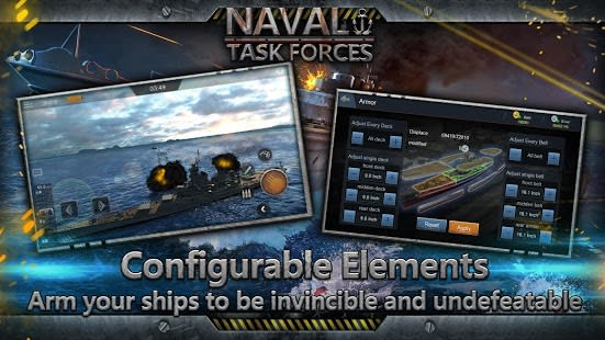 NAVAL TASK FORCES