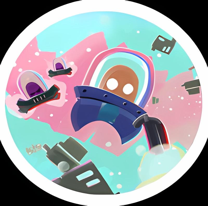 Holey Suit, to the Escape Pod!