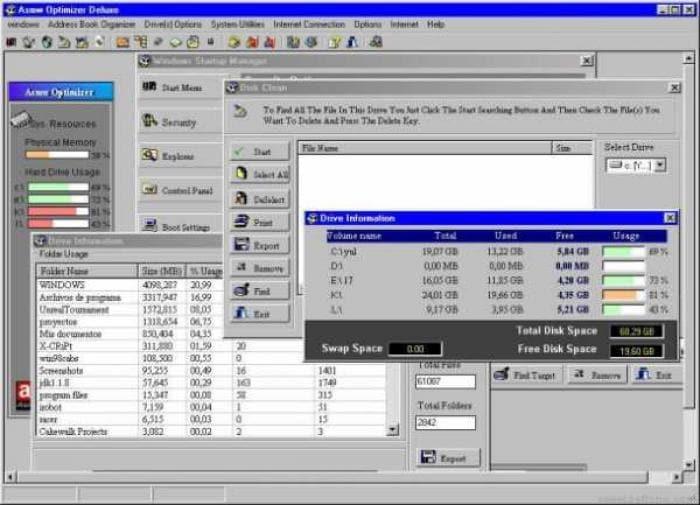 Asmw Optimizer Deluxe