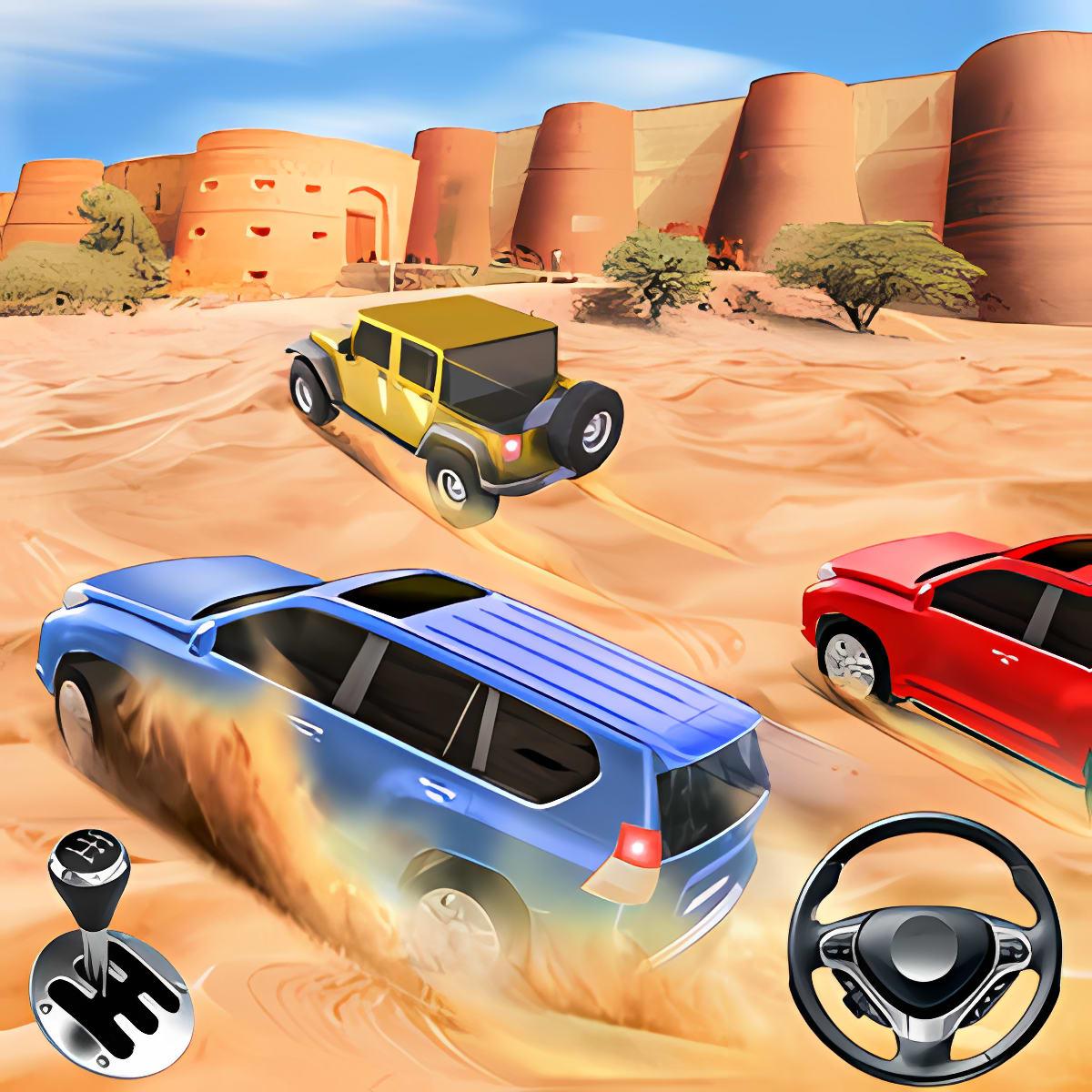 Cholistan Desert Jeep Rally 2018 1.0