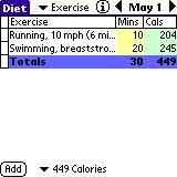 DietOrganizer Mobile