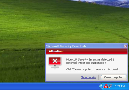 microsoft windows security essentials pdf