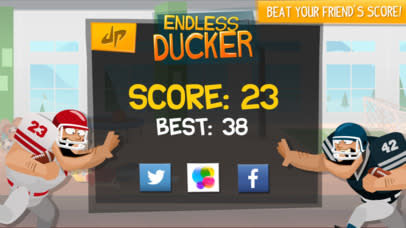 Endless Ducker