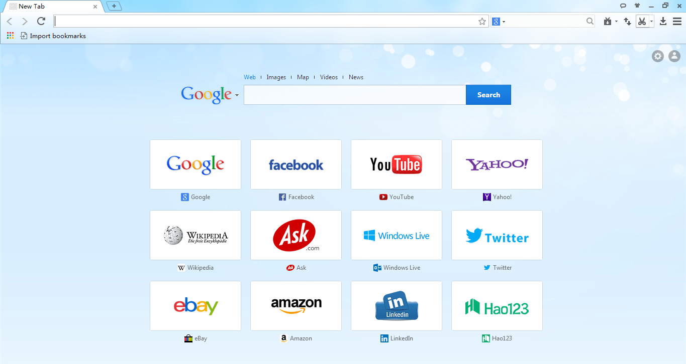 Baidu Browser Latest Version v43.23.1000 Free Download For Windows