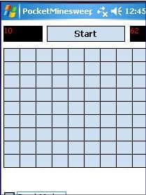 Pocket Minesweeper