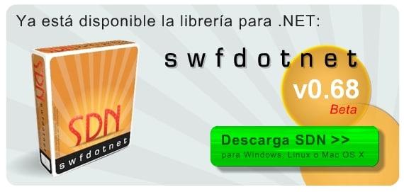 Swfdotnet